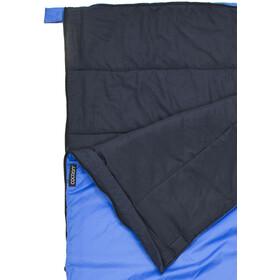 Cocoon Tropic Traveler Sleeping Bag Silk Regular royal blue/tuareg